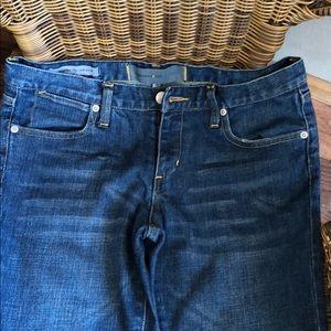 Paper Denim & Cloth low rise boot cut- Size 26